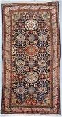 Antique Mahal Rug, Persia: 5'4'' x 10'3''