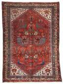 Antique Malayer Rug, Persia: 4'11'' x 6'8''