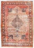 Antique Sarouk Ferahan Rug, Persia: 8'4'' x 12'2''
