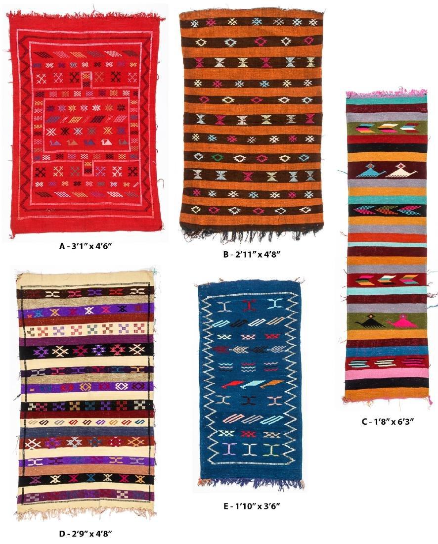 5 Modern Moroccan Kilims