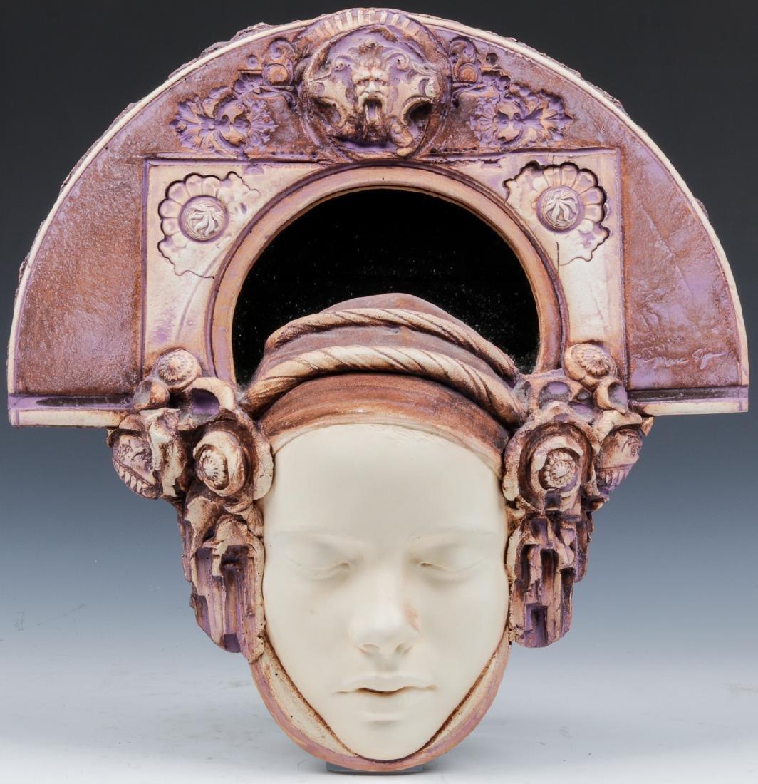 Marc Sijan Sculptural Mirror