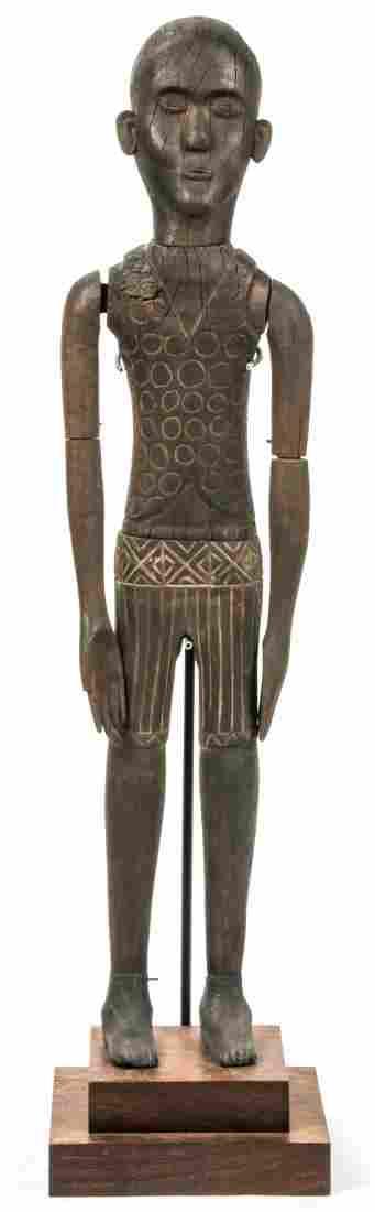 """""""Tau tau"""" Funerary Statue, Tana Toraja Peoples,"""