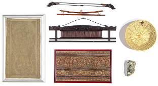 Mixed Ethnographic Artifact Lot