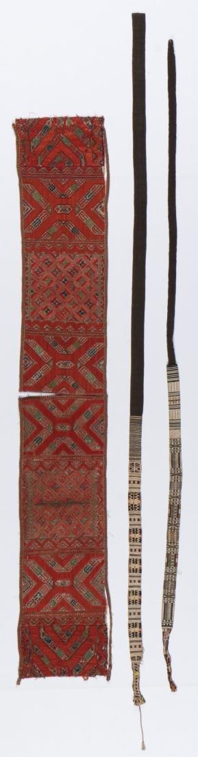 3 Ethnographic Textiles