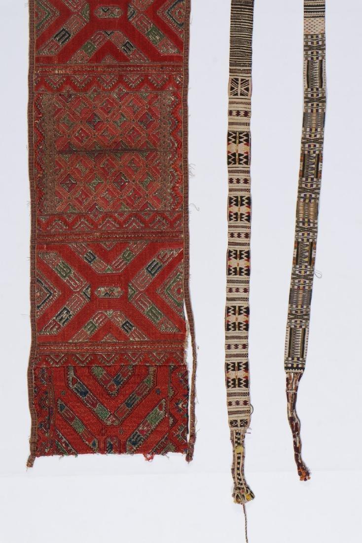 3 Ethnographic Textiles - 2