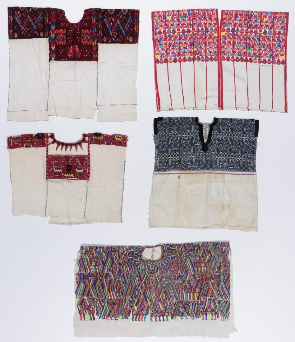 Collection of Guatemalan Textiles - 2