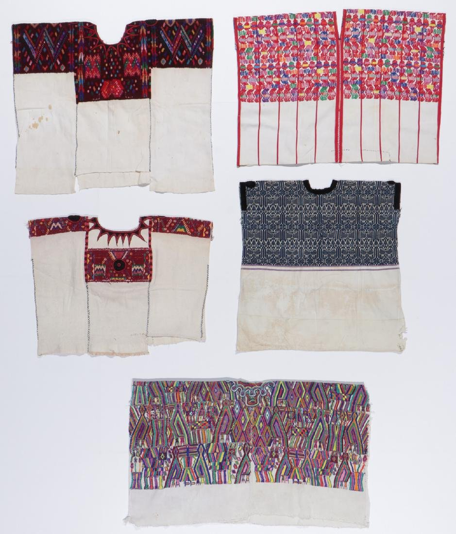 Collection of Guatemalan Textiles - 4