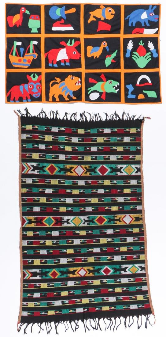 Group of West African Textiles - 4