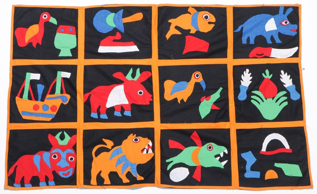 Group of West African Textiles - 5