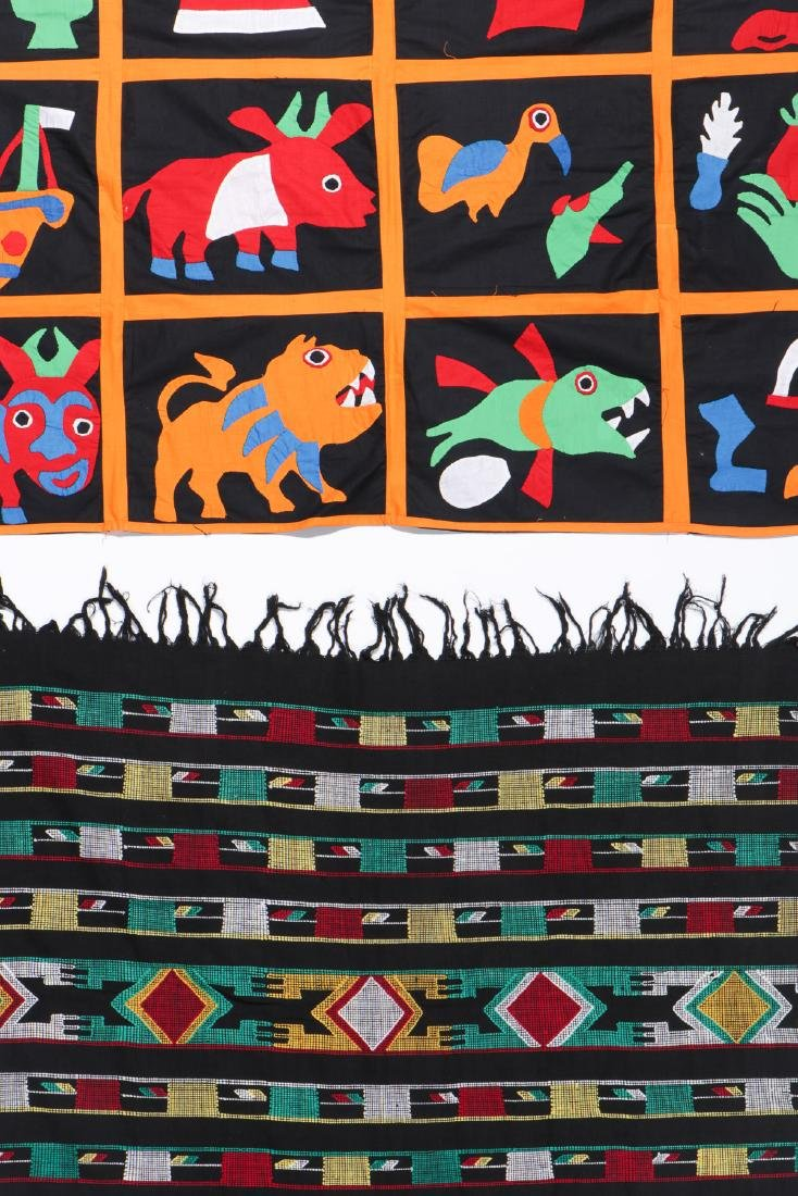 Group of West African Textiles - 7