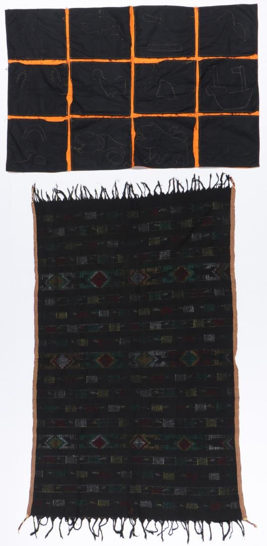 Group of West African Textiles - 8