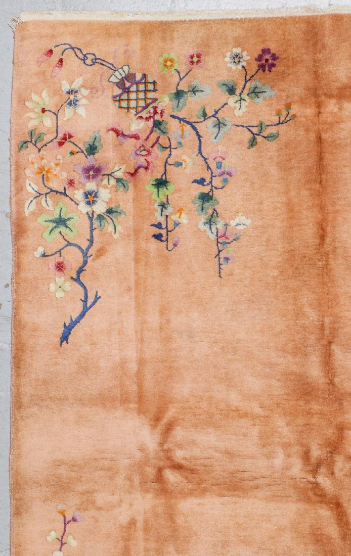 Chinese Art Deco Rug, Early 20th C: 5'10'' x 8'7'' - 2