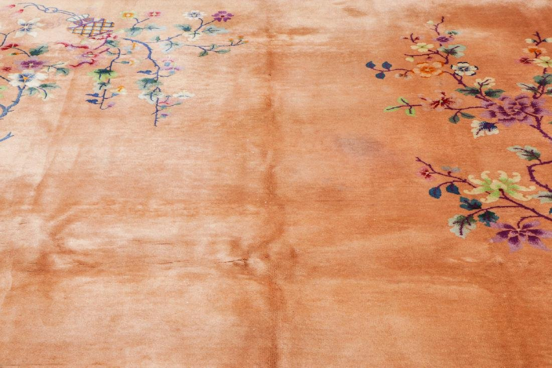 Chinese Art Deco Rug, Early 20th C: 5'10'' x 8'7'' - 6