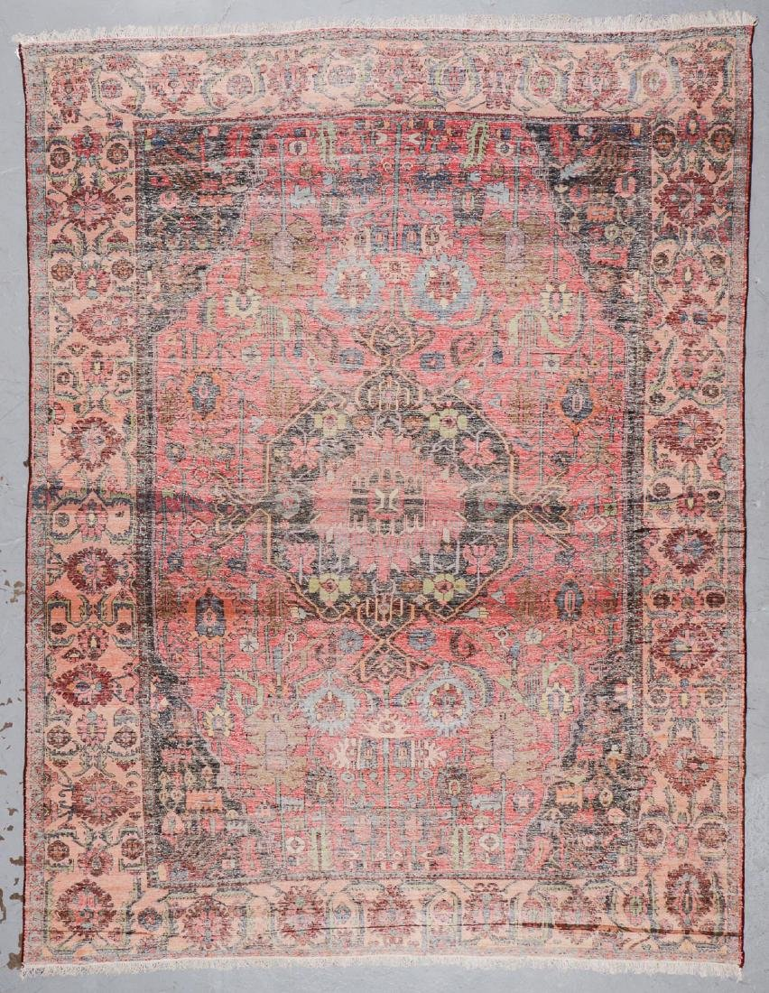 Semi-Antique Baktiari Rug: 10'6'' x 13'7'' - 7