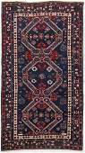 Antique Kuba Rug, Caucasus: 4'9'' x 8'9''