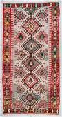 West Anatolian Kilim, Turkey: 5'4'' x 10'5''