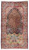 Semi-Antique Kerman Rug, Persia: 4' x 6'11''