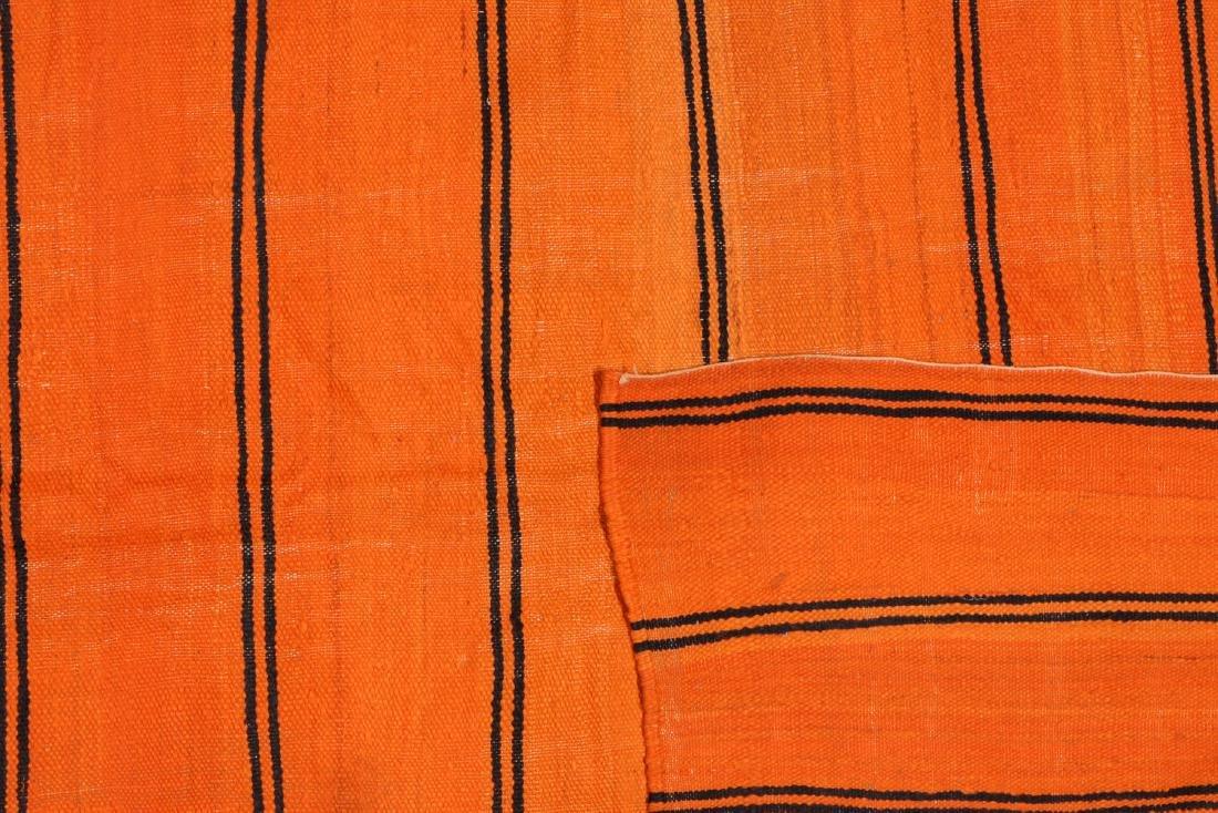 Vintage Moroccan Kilim: 6'2'' x 13'5'' - 4