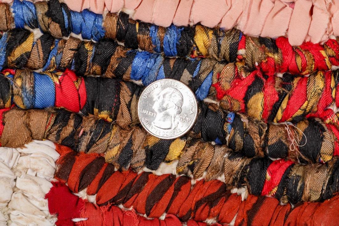 Vintage Moroccan Rug: 5'8'' x 7'2'' - 5
