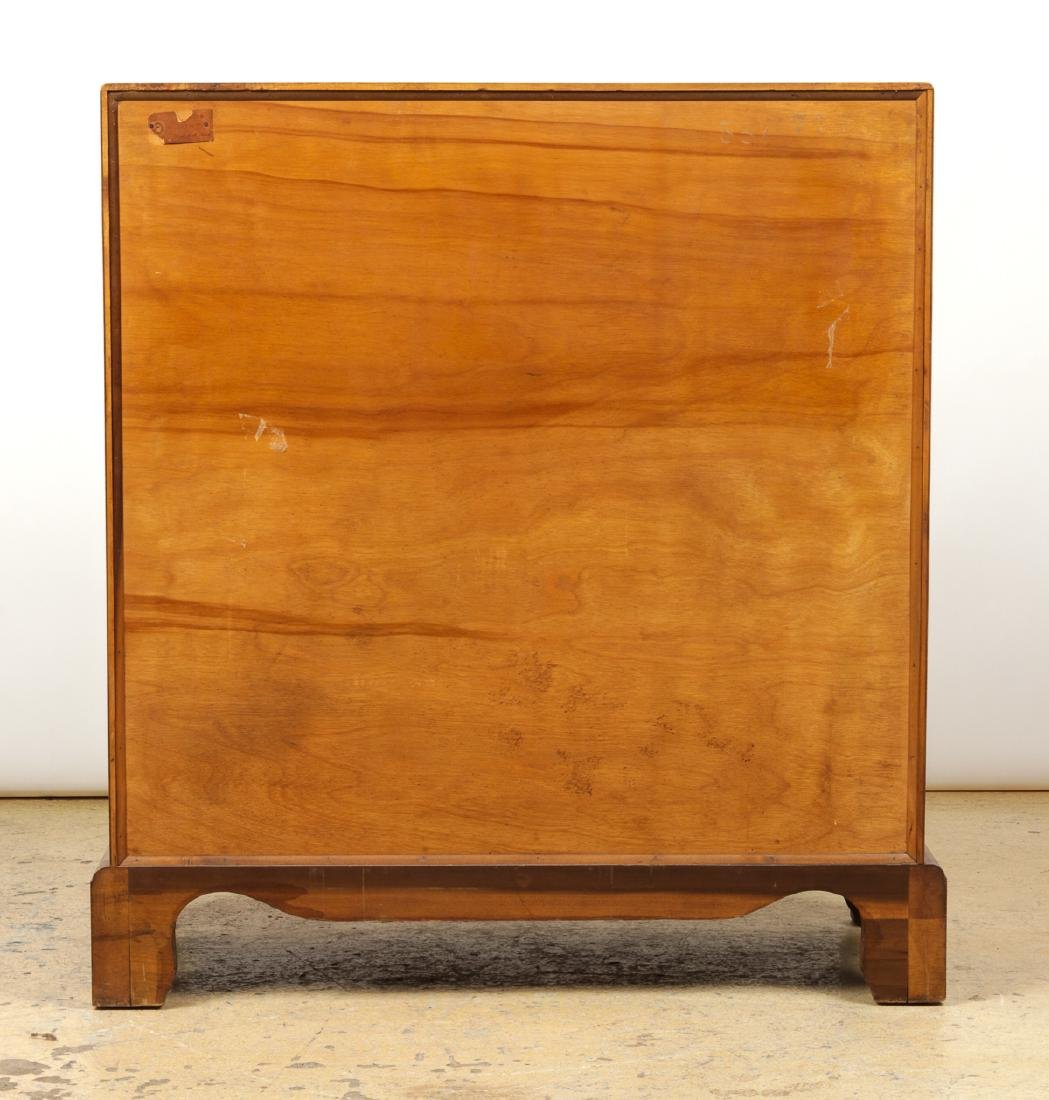 Irion Company Slant Front Maple Desk - 6