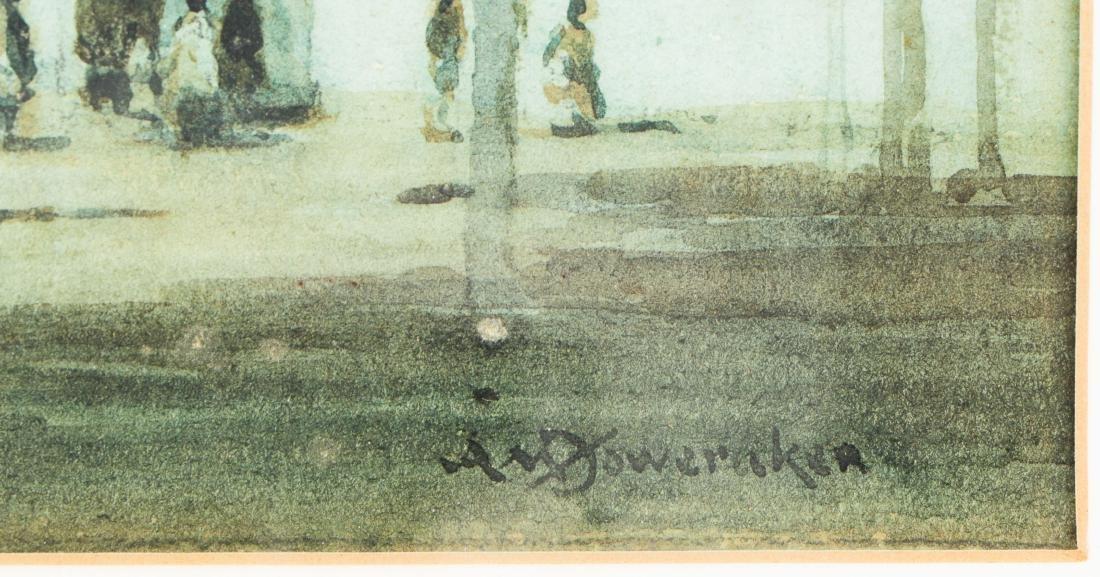 Albert Moulton Foweraker (1873-1942) Landscape - 3