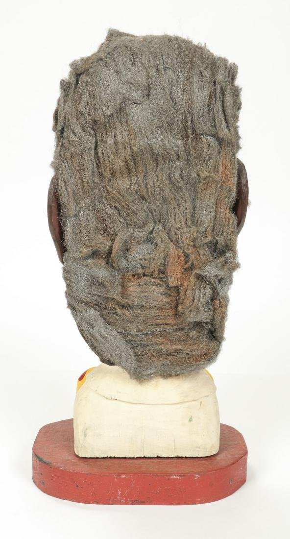 Bill & Phyllis Duffy Folk Art Figure/Cigar Trade Sign - 3