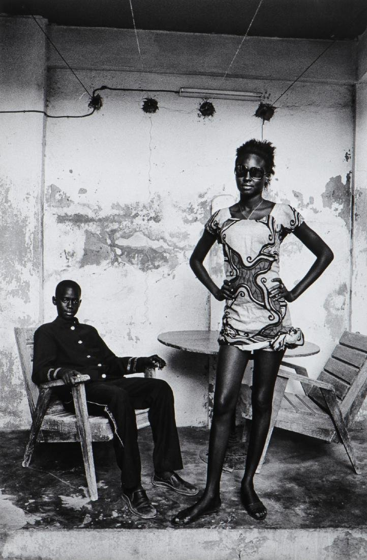 Delphine Diaw Diallo (French/Senegalese, b. 1977)