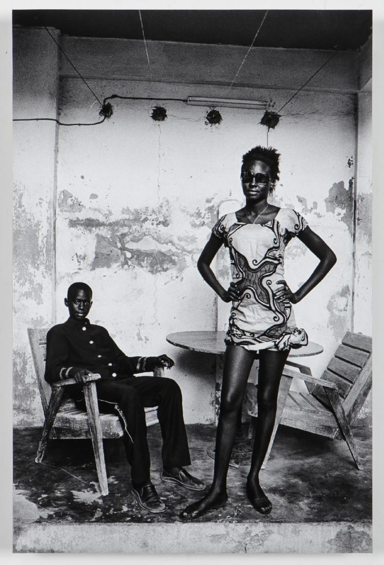 Delphine Diaw Diallo (French/Senegalese, b. 1977) - 2