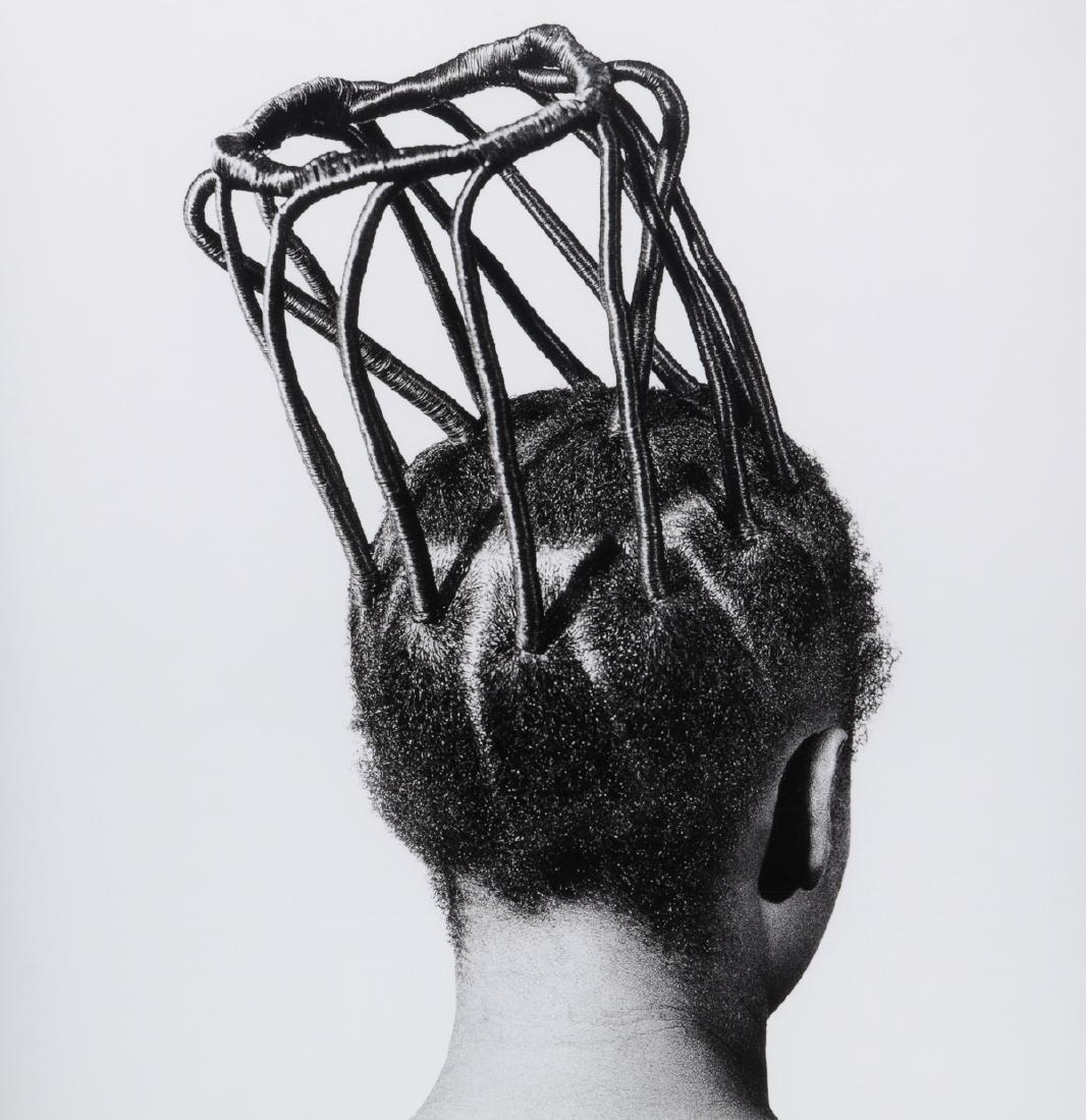 J.D. Okhai Ojeikere (Nigerian, 1930-2014) Hairstyles