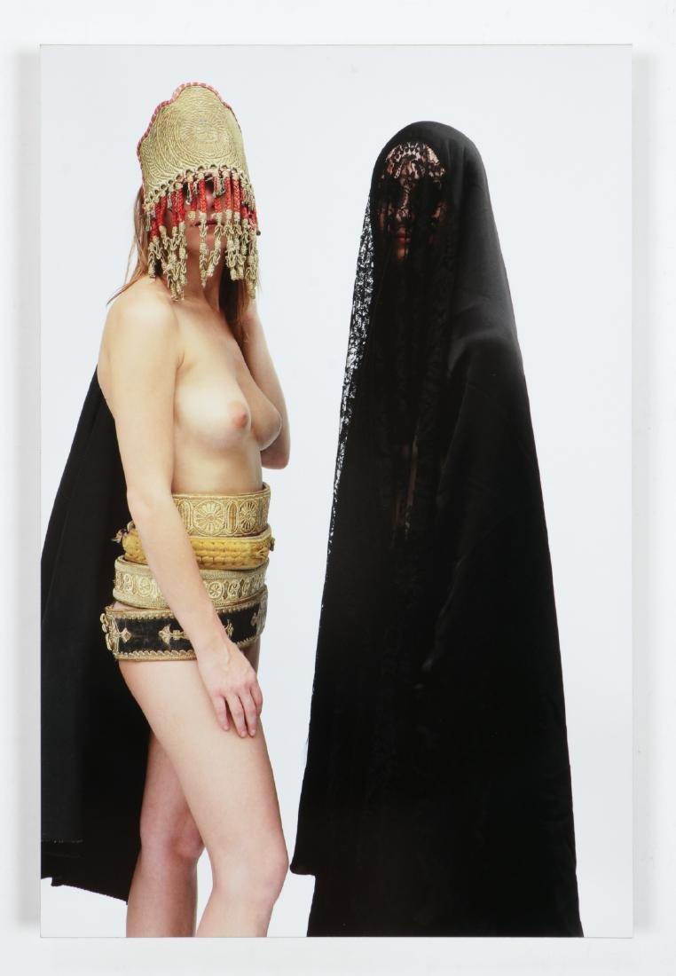 "Majida Khattari (Moroccan, b. 1966) ""Les Parisennes"" - 2"