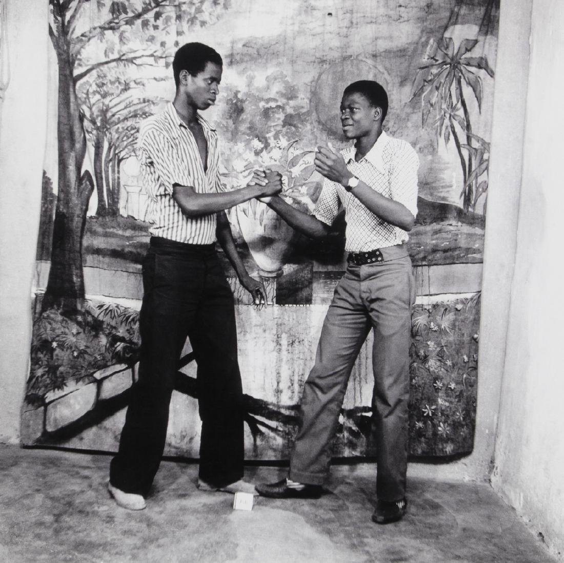 "Mamadou M'Baye (Mali, 20th c.) from ""Studio Portraits"""