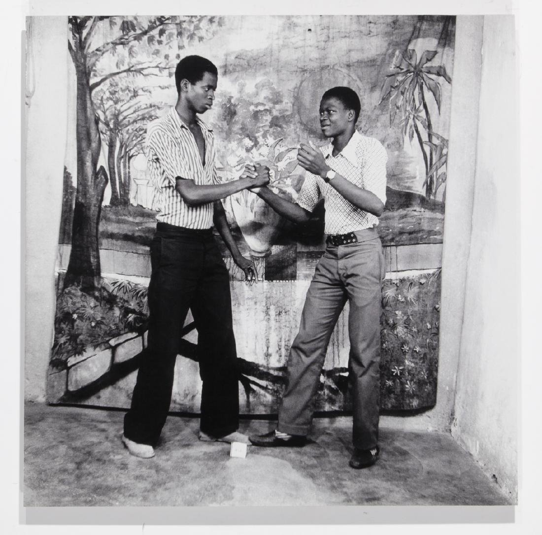 "Mamadou M'Baye (Mali, 20th c.) from ""Studio Portraits"" - 2"