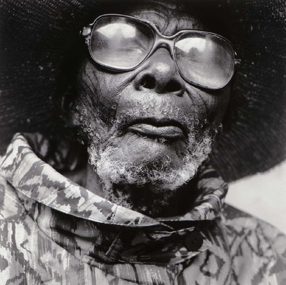 Francis Nii Obodai Provenal (Ghana, b.1963) Portrait