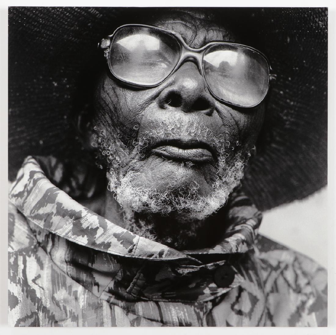 Francis Nii Obodai Provenal (Ghana, b.1963) Portrait - 2