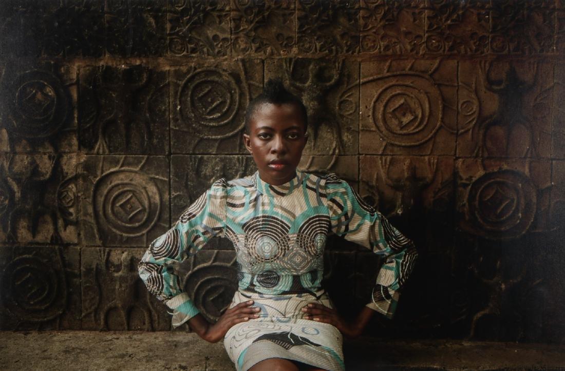 Andrew Dosunmu (Nigerian, 20th c.) Portrait Series