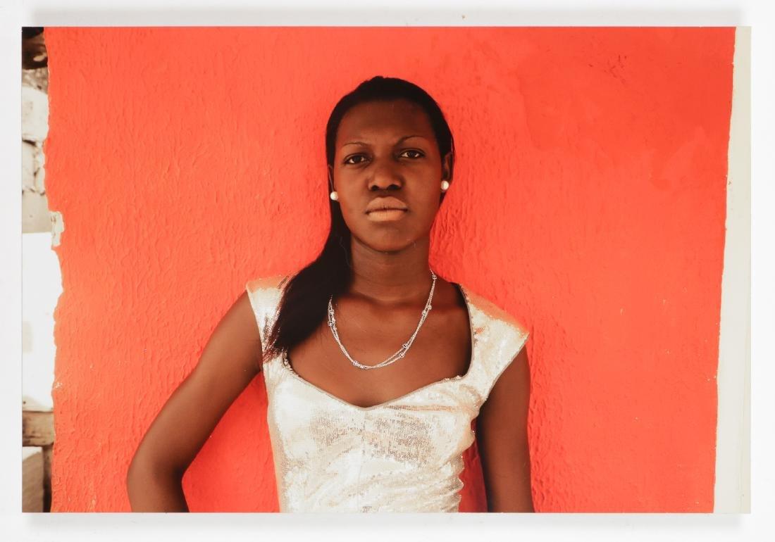 Andrew Dosunmu (Nigerian, 20th c.) Portrait Series - 2
