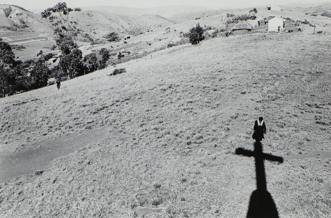"Cedric Nunn (South Africa, 20th c.) ""Mahlatini,"