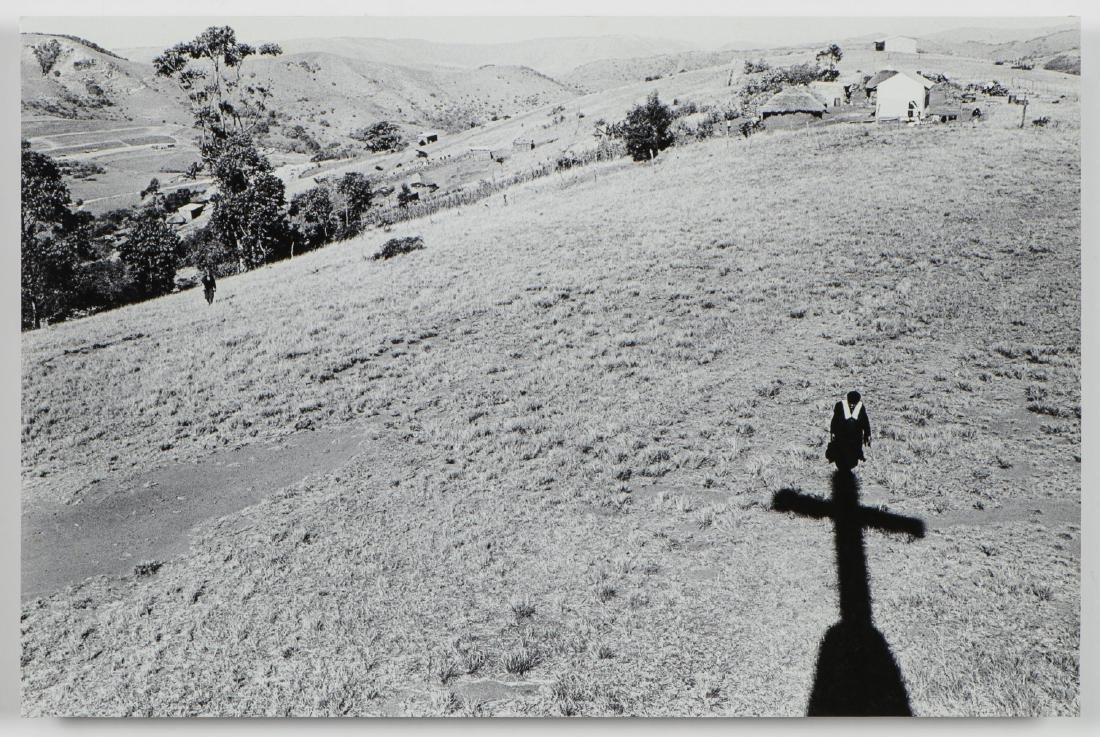 "Cedric Nunn (South Africa, 20th c.) ""Mahlatini, - 2"