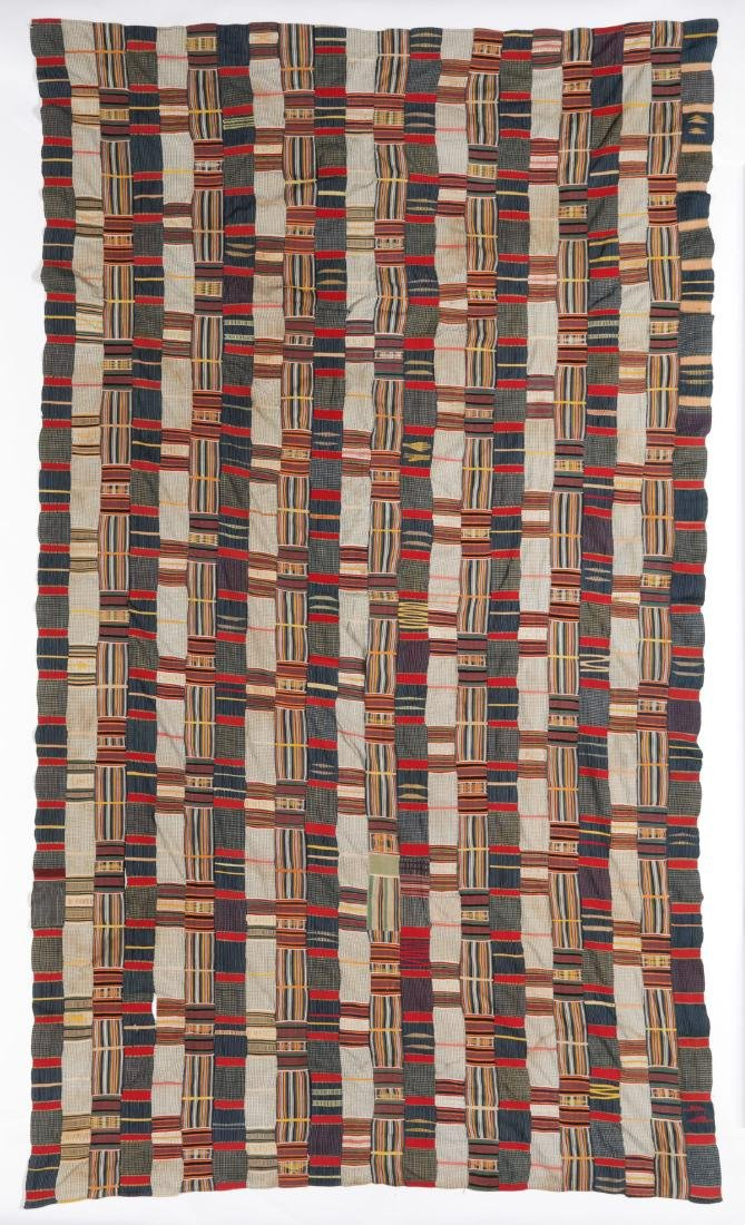 Ewe Cloth, Ghana, Mid 20th C.