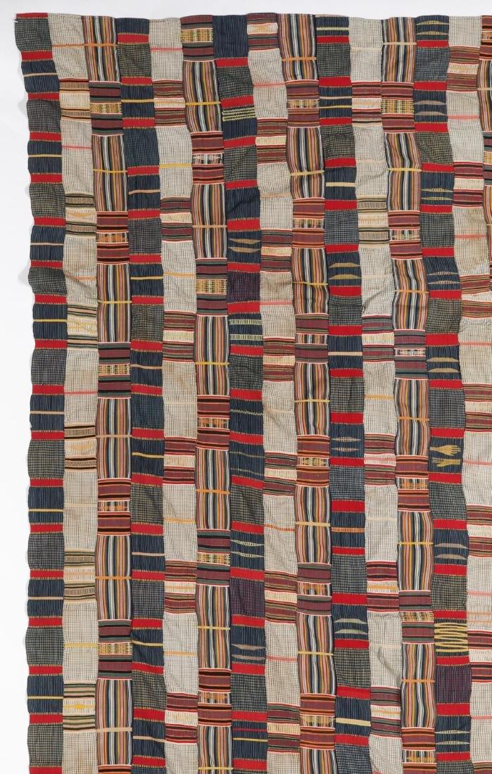 Ewe Cloth, Ghana, Mid 20th C. - 2