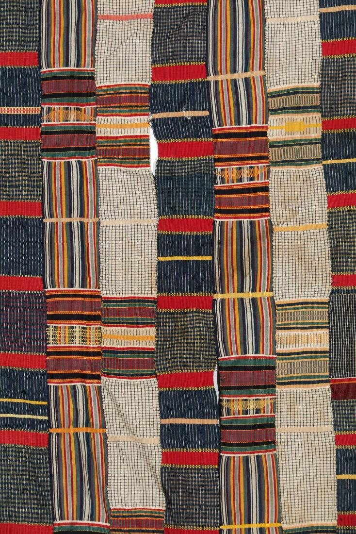 Ewe Cloth, Ghana, Mid 20th C. - 3