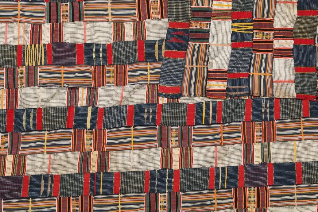 Ewe Cloth, Ghana, Mid 20th C. - 4