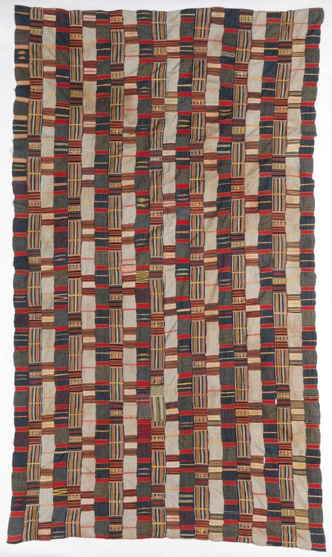 Ewe Cloth, Ghana, Mid 20th C. - 5