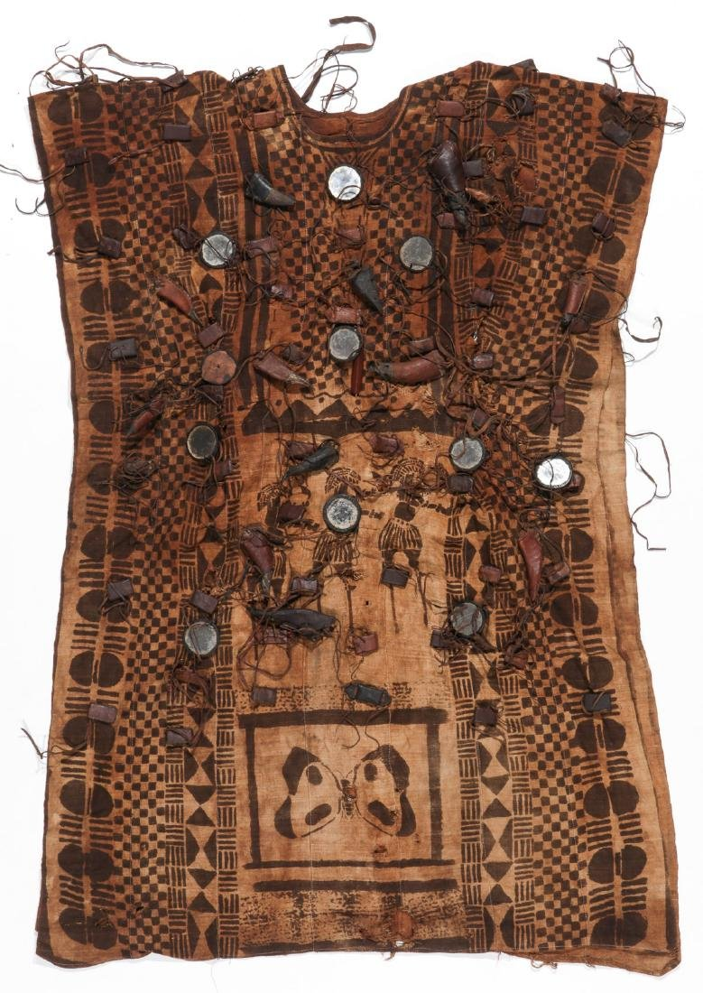 Hunter's Shirt, Bamana People, Mali