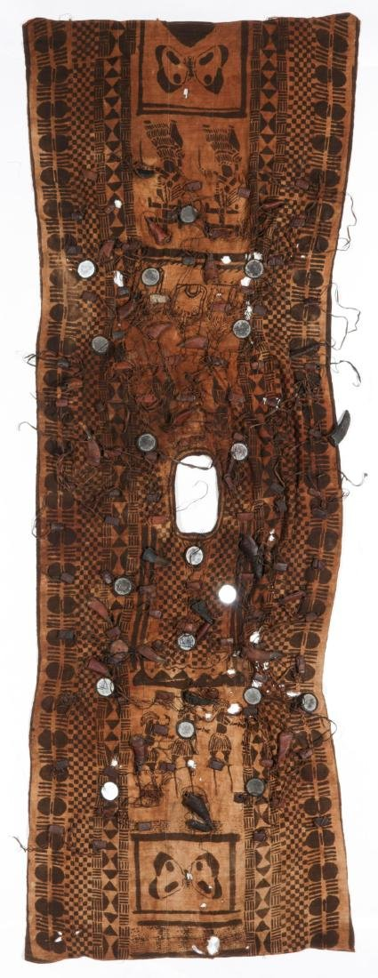 Hunter's Shirt, Bamana People, Mali - 3