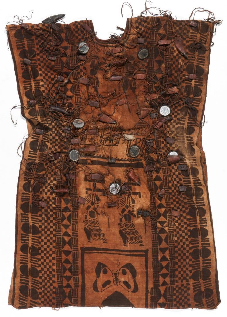 Hunter's Shirt, Bamana People, Mali - 5
