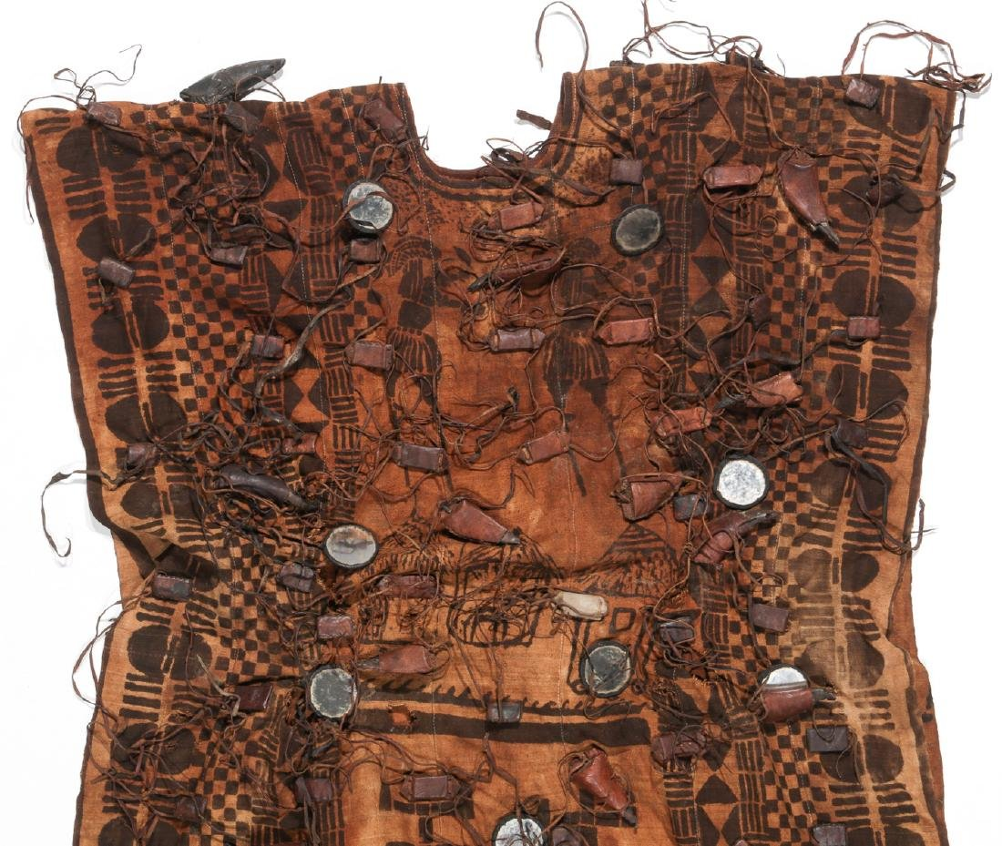 Hunter's Shirt, Bamana People, Mali - 6