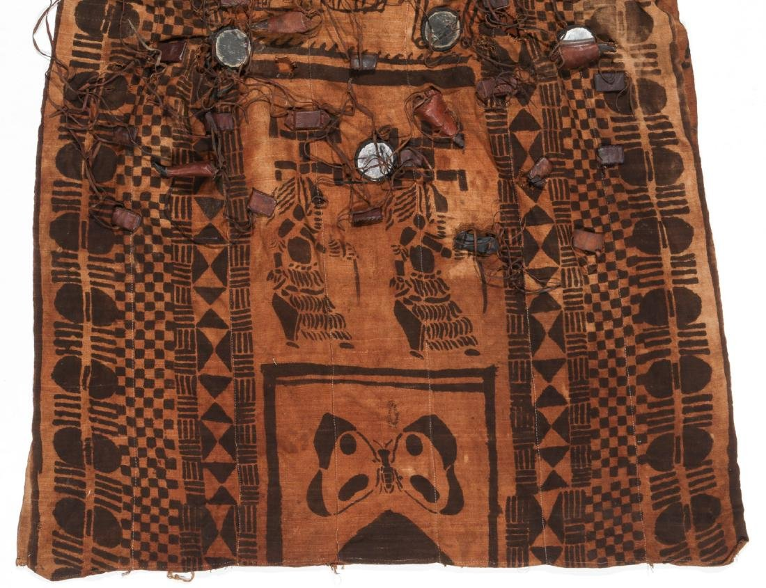 Hunter's Shirt, Bamana People, Mali - 7