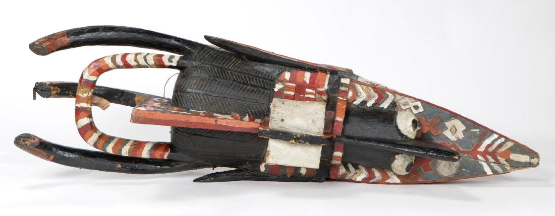 Baga Banda Mask, Guinea - 6