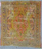 Antique Sultanabad Rug: 10'5'' x 12'